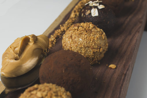 Protein Power Ball - Healthy Dessert