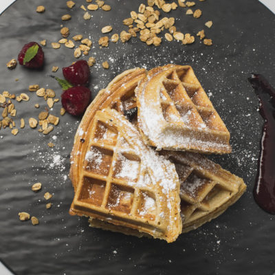 Protein Waffles - Breakfast Food Delivery Services