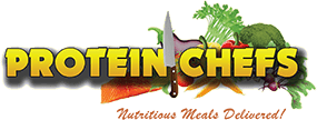 Protein Chefs Logo - Healthy Meal Delivery Toronto