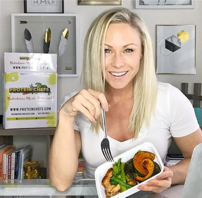 Protein Chefs Gourmet Fresh Meal Prep in Mississauga