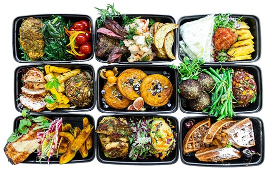 Protein Chefs Meal Delivery in Mississauga